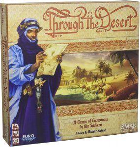 Through The Desert (Inglés)