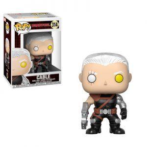POP! Marvel Deadpool: Cable 314