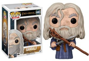POP! Movies The Lord Of The Rings: Gandalf 443