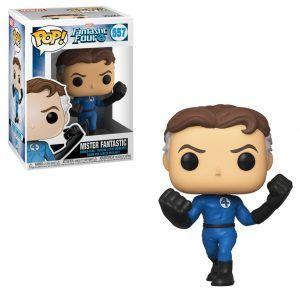 POP! Marvel Fantastic Four: Mister Fantastic 557