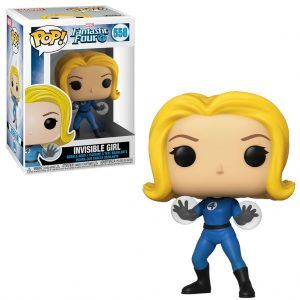 POP! Marvel Fantastic Four: Invisible Girl 558