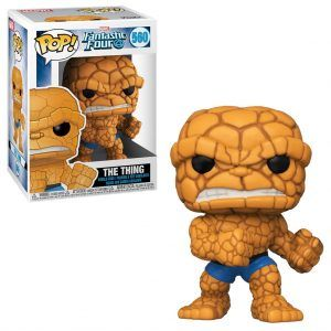 POP! Marvel Fantastic Four: The Thing 560