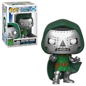 POP! Marvel Fantastic Four: Doctor Doom 561