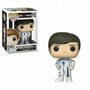 POP! Television The Big Bang Theory: Howard Wolowitz 777