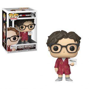 POP! Television The Big Bang Theory: Leonard Hofstadter 778