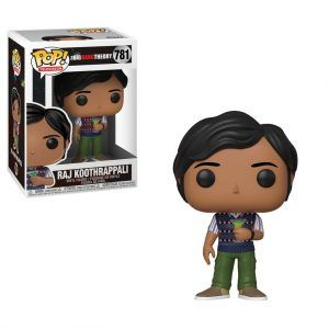 POP! Television The Big Bang Theory: Raj Koothrappali 781