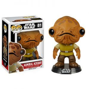 POP! Star Wars: Admiral Ackbar 81