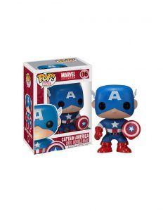 POP! Marvel: Captain America 06