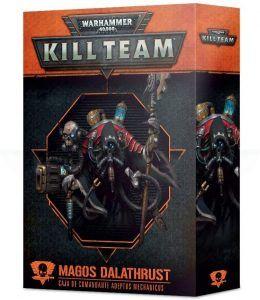 Kill Team: Magos Dalathrust Comandante Adeptus Mechanicus (Castellano) (102-42-03)