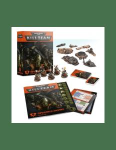 Kill Team: Tripulazión De Zakapiñoz – Comando Orks (102-50-03)
