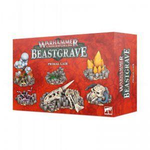 Warhammer Underworlds: Beastgrave – Primal Lair (110-76)