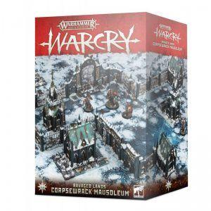 Warcry: Corpsewrack Mausoleum (Multilenguaje) (111-30)
