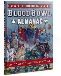 Blood Bowl: The 2017 Almanac (Castellano)