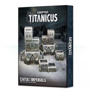 Adeptus Titanicus: Civitas Imperialis (400-10)
