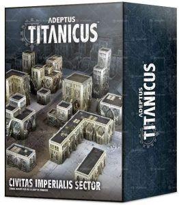 Adeptus Titanicus: Civitas Imperialis Sector (400-11)