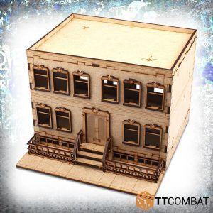 TTCombat: Apartment A
