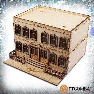 TTCombat: Apartment B