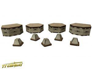 TTCombat: Bunkers & Tank Traps