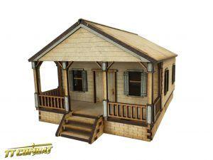 TTCombat: Grey Harbor House A