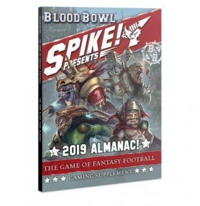 Blood Bowl: The 2019 Almanac (ingles)