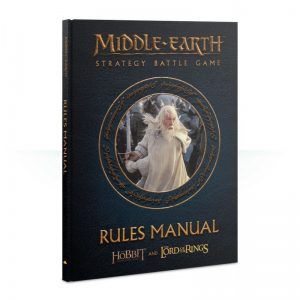 Middle Earth Strategy Battle Game: Rules Manual (Inglés) (01-01-60)