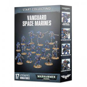 Vanguard Space Marines: Start Collecting (70-42)