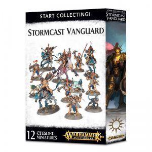 Start Collecting: Stormcast Vanguard (70-87)