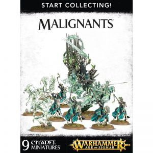 Start Collecting: Malignants (70-93)