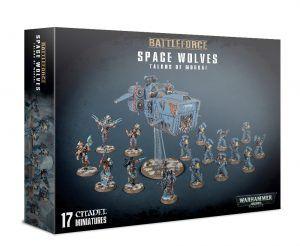 Space Wolves: Battleforce – Talons Of Morkai (71-48)