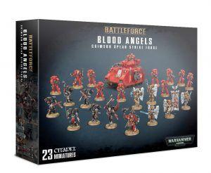 Blood Angels: Battleforce – Crimson Spear Strike Force (71-53)