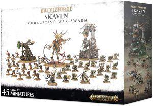 Skaven: Corrupting War Swarm Battleforce (71-83)