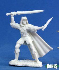 Reaper: Danar Male Assassin 77030