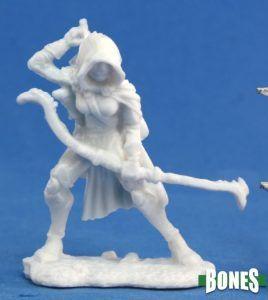 Reaper: Callie Female Rogue 77033