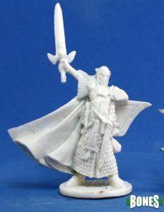 Reaper: Turanil Male Elf Paladin 77044