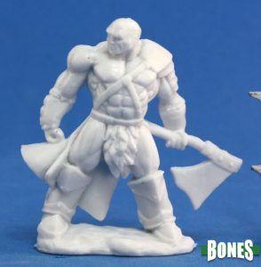Reaper: Goldar Male Barbarian 77047