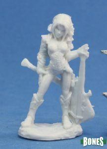 Reaper: Astrid Female Bard 77078
