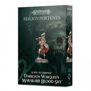 Slaves To Darkness: Darkoath Warqueen Marakarr Blood-Sky (83-80)