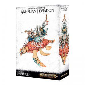 Idoneth Deepkin: Akhelian Leviadon (87-33)
