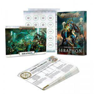 Seraphon: Warscroll Cards – Castellano (88-02)