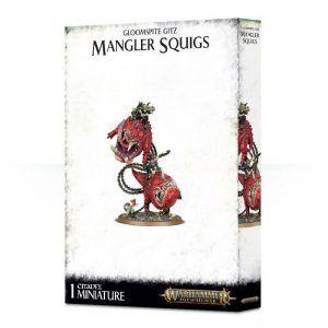 Gloomspite Gitz: Mangler Squigs (89-46)