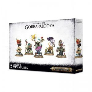Gloomspite Gitz: Gobbapalooza (89-51)