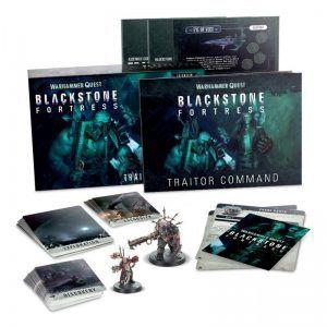 Blackstone Fortress: Traitor Command / Mando Traidor (Castellano) (BF-03-03)