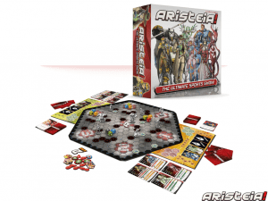 Aristeia!: Core Box