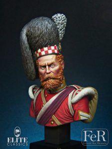 Sergeant, 93rd Sutherland Highlanders Balaclava, 1854