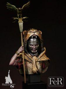 Aquilifer, Legio XX Valeria VictrixBritannia, AD 61