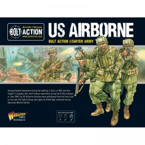 Bolt Action: US Airborne Starter Army