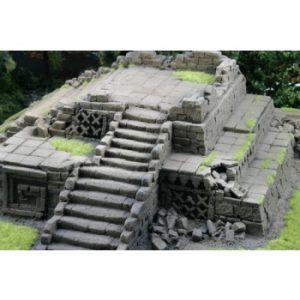 Ziterdes: Pyramid «Yztá» 14.97 X 14.18 X 4.73 (6012700)