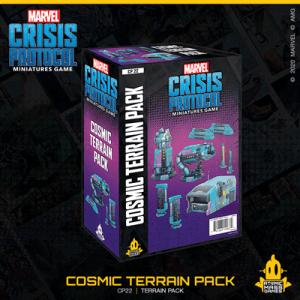 Marvel Crisis Protocol: Cosmic Terrain (CP22)