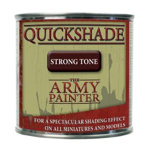 The Army Painter: Quickshade Strong Tone (QS1002)