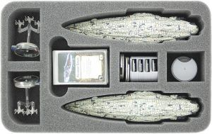 HSDP045BO Foam Tray For Star Wars Armada Wave 2 Home One